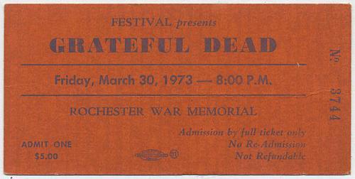 1973 Rochester NY